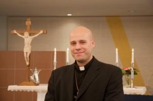 Filippuksen seurakunnan pastori Hannu Mikkonen