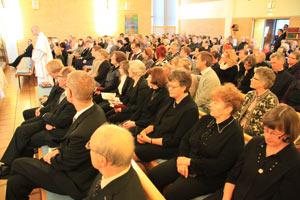 Sakkeuksen luterilainen seurakunta