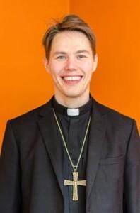 Pyhän Tuomaksen seurakunnan pastori Eero Pihlava