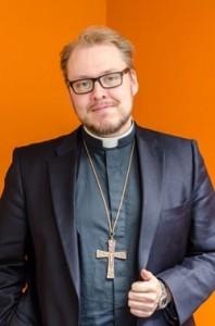 Markuksen seurakunnan vastaava pastori Esko Murto