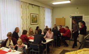 Fika i St. Gabriels församling, Åbo
