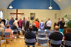 Joosuan seurakunta Imatralla