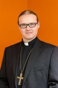 Jesajan luterilaisen seurakunnan pastori Pekka Hyppönen