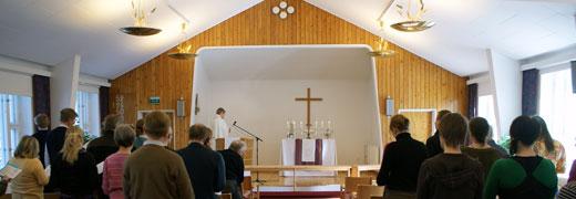 Pietarin seurakunta Kuopiossa