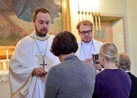 Lähetyshiippakunnan seurakunnat