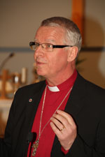 Lähetyspiipa (Missionsbiskop) Roland Gustafsson Ruotsista
