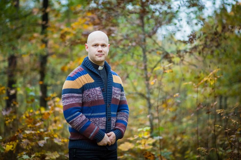 Pastori Markus Nieminen