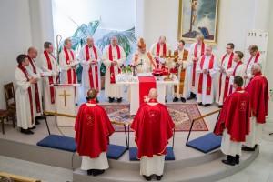 Lähetyshiippakunnan pappisvihkimys Oulussa