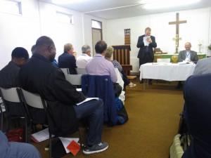 Englannin evankelisluterilaisen kirkon synodista 2015
