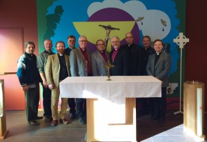 Church fellowship negotiations between the Finnish, Swedish and Norwegian independent Lutheran dioceses and the SELK and the ELCE took place in Helsinki 13–14 April 2016.
