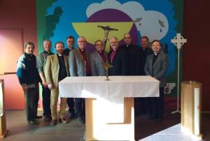 Suomen, Ruotsin ja Norjan itsenäisten hiippakuntien sekä Saksan ja Englannin tunnustuksellisten luterilaisten kirkkojen väliset kirkolliseen yhteyteen tähtäävät neuvottelut käytiin Helsingissä 13.–14.4.2016.