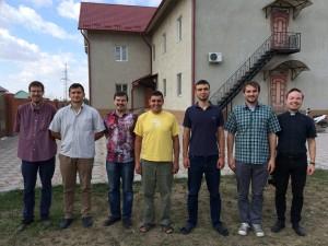 Odessan luterilaisessa pappisseminaarissa 2016