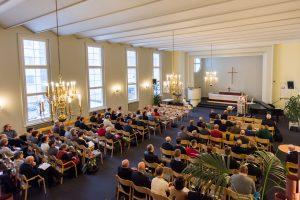 Piispa Soramiehen puhe Ad Sextamin aikana