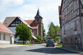 Barnhornin kirkko