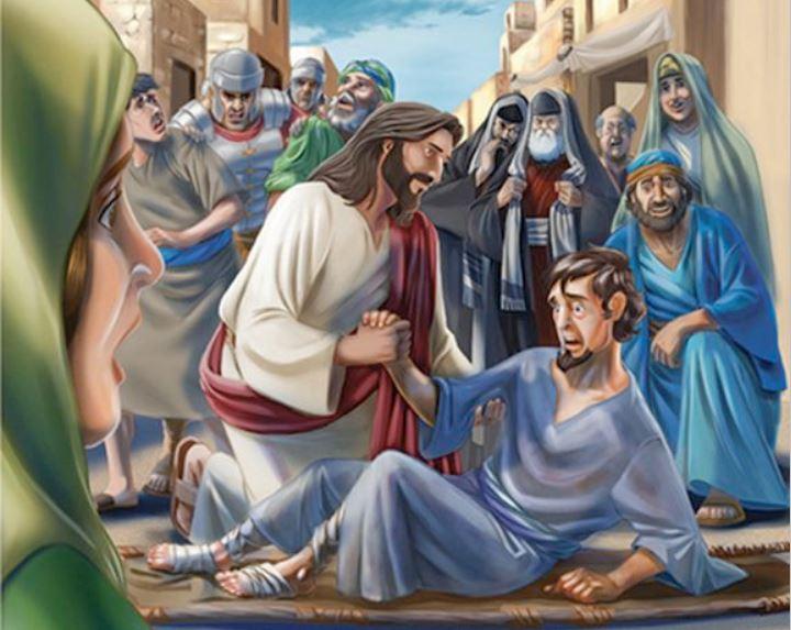 Jeesus Vapahtajamme leiri