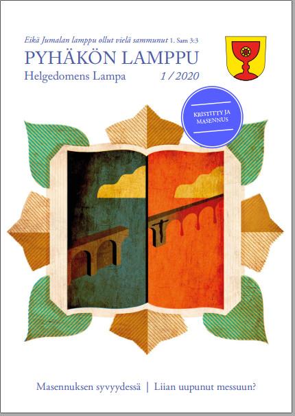 Pyhäkön Lamppu 1/2020